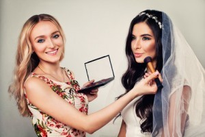 Make up Artist-Umschulung