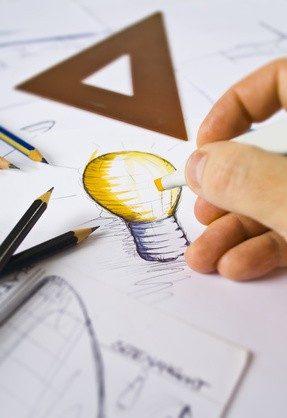 Form und Funktion in Einklang bringen- das sollte ein guter Produktdesigner können. © delux - Fotolia.com