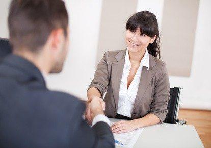 """Wollen Sie bei Bewerbungsgesprächen auf der""""anderen"""" Seite sitzen? © apops - Fotolia.com"""