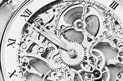 Bringen Sie alte Uhrwerke wieder zum Ticken! © thomaslenne - Fotolia.com