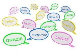 Nicht jeder kann alle Sprachen beherrschen. © fotomek - Fotolia.com