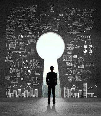 Marketing ist oft der Schlüssel zu geschäftlichem Erfolg. © peshkova - Fotolia.com