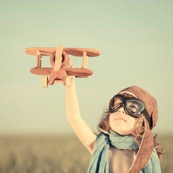 Pilot- für viele schon als Kind der Traumberuf schlechthin. © Igor Yaruta - Fotolia.com