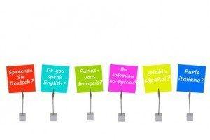 Fremdsprachen eröffnen neue berufliche und persönliche Chancen. © Tatjana Balzer - Fotolia.com