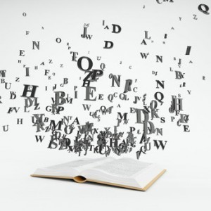 Um aus Buchstaben gelingende Kommunikation zu machen ist es oft ein langer Weg. © rendermax - Fotolia.com