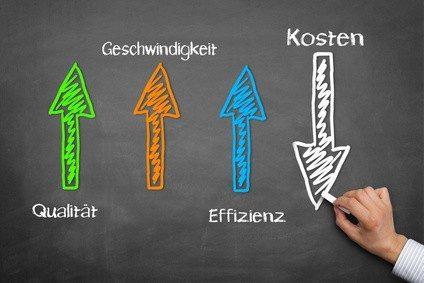 Viele Tätigkeiten der Wirtschaftsfachwirte überschneiden sich mit denen der Betriebswirtschaftler. © SP-PIC - Fotolia.com