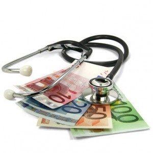 Gesundheit kostet Geld. © babimu - Fotolia.com
