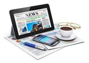 Der Medienbereich wird immer digitaler. © Scanrail - Fotolia.com