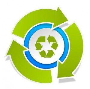 Nachhaltige Abfallwirtschaft ist praktischer Umweltschutz. © JiSIGN - Fotolia.com
