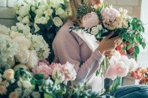 Die Floristen-Umschulung