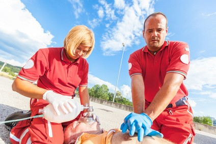 Rettungsassistenten müssen über eine hohe Stressresistenz verfügen. © william87 - Fotolia.com