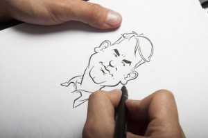 Viel mehr als nur Karikaturen: Der Beruf des Illustrators. © wojost11 - Fotolia.com