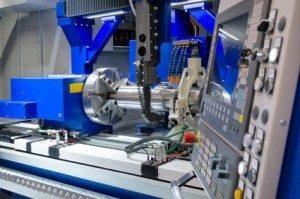 CNC-Maschinen sind nichts für Laien. © Alterfalter - Fotolia.com