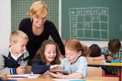 Lehrer werden in manchen Bundesländern dringend benötigt.