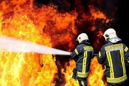 Für viele ein Traum seit Kindheitstagen: Feuerwehrmann sein.