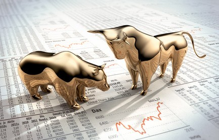 Seien Sie Teil des Aufs und Abs an der Börse!