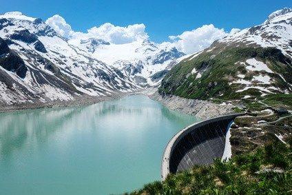 Viele Staudämme wären ohne qualifizierte Wasserbauer nicht möglich.