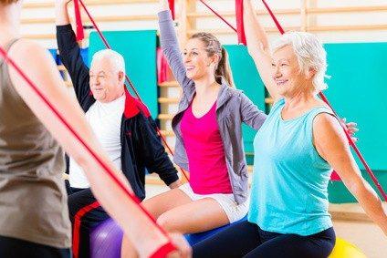 Im Fitness- und Gesundheitsmarkt gibt es einen großen Bedarf an qualifizierten Arbeitskräften.