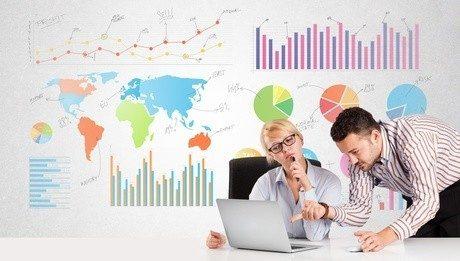 Den Verkauf anzukurbeln ist die Hauptaufgabe der Marketingkommunikation.