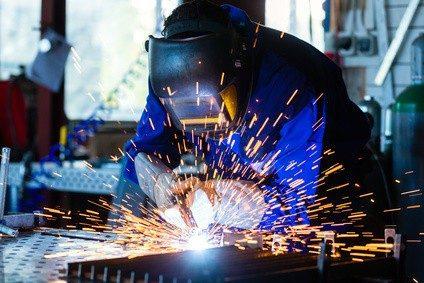 Metalltechniker sind gefragte Fachkräfte.