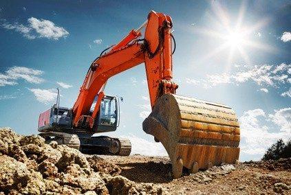 Gerade beim derzeitigen Bauboom sind Tiefbauarbeiter gefragt.