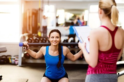 fitnesstrainer umschulung